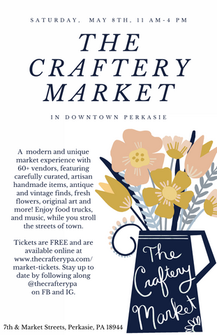 The Craftery Market Flyer