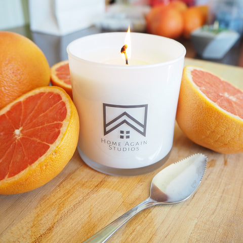 Cool Grapefruit Candle