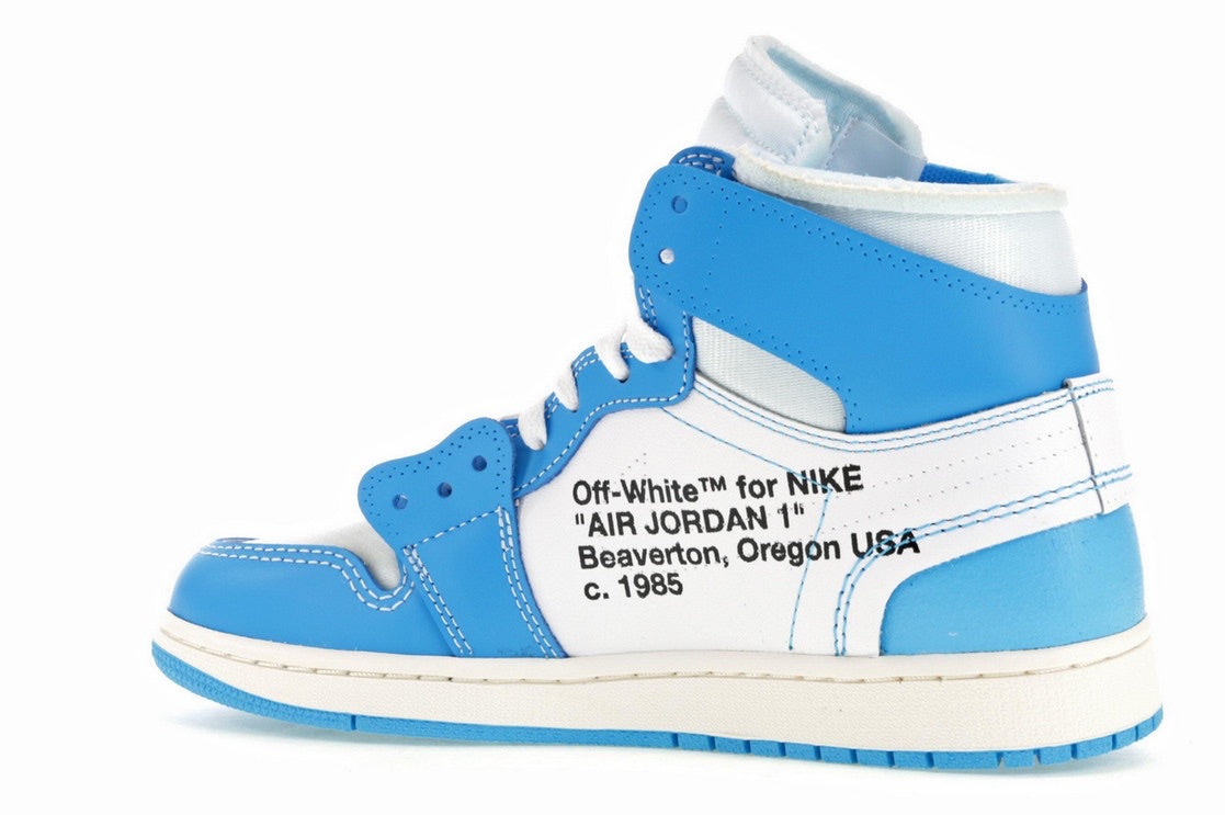 0d1308df8ae18d Jordan 1 Retro High Off-White University Blue – 7hreads