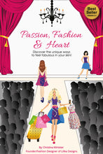 Load image into Gallery viewer, THE PAPERBACK - PASSION, FASHION & HEART