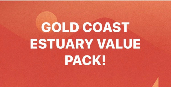 Gold Coast estuary pack!