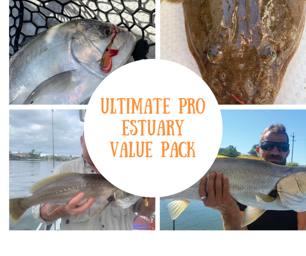 **NEW! The Ultimate Pro estuary allrounder pack