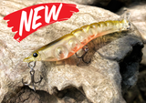 MMD 70mm splashprawns four pack- deadly surface lures!