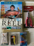 Smithy's super special book and lure pack! Insane value, while stocks last!