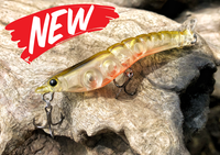MMD Splashprawns triple pack- deadly surface lures!