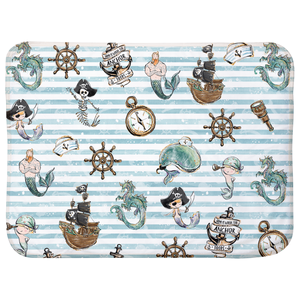 Sherpa Blankets (Infant Sizes) - Mermaids and Minis