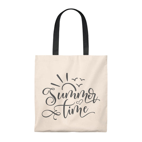 Summer Time Tote Bag - Vintage - Mermaids and Minis