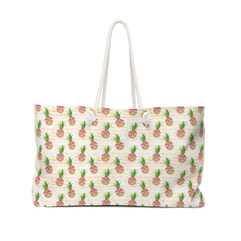 Sunglasses Pineapple Weekender Bag - Mermaids and Minis