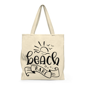 Beach Babe Shoulder Tote Bag - Roomy - Mermaids and Minis