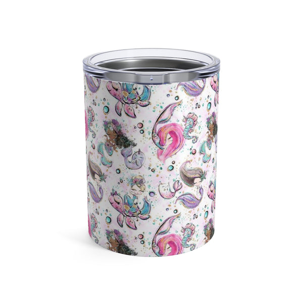 Under The Sea Mermaid Tumbler 10oz