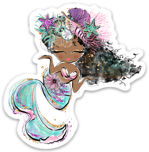 Ella Mermaid - Mermaids and Minis