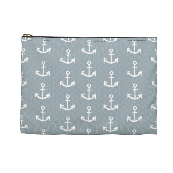 Anchor Accessory Pouch - Mermaids and Minis