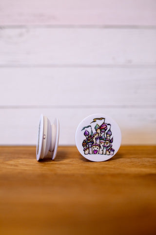 Castle PopSocket - Mermaids and Minis