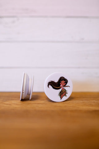 Hula Girl PopSocket - Mermaids and Minis