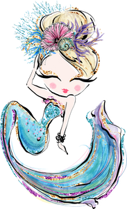 Adeline Mermaid - Mermaids and Minis