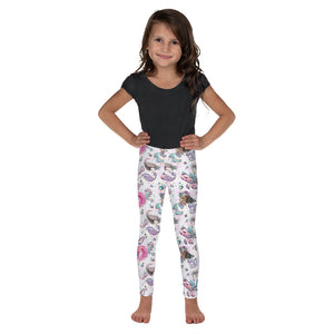 Under The Sea Kid's Leggings