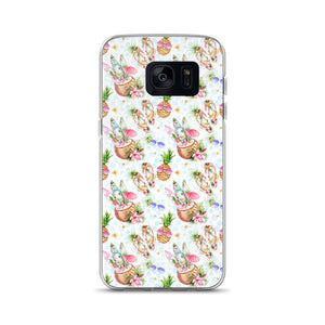 Aloha Samsung Case - Mermaids and Minis