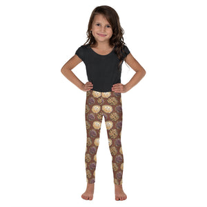 Fall Pie Kid's Leggings - Mermaids and Minis