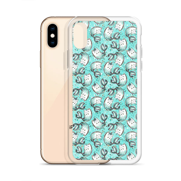 Merkitty iPhone Case - Mermaids and Minis