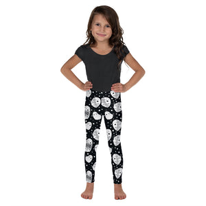 Halloween Kid's Leggings - Mermaids and Minis