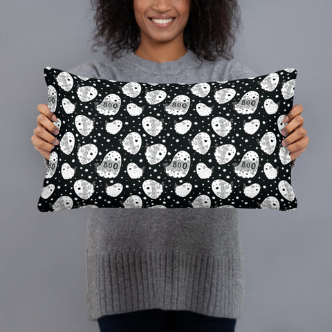 Halloween Basic Pillow - Mermaids and Minis