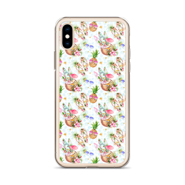 Aloha iPhone Case - Mermaids and Minis