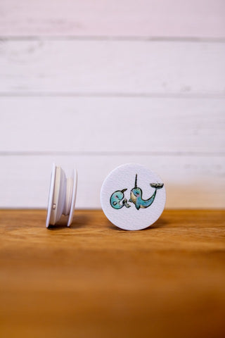 Narwal PopSocket - Mermaids and Minis