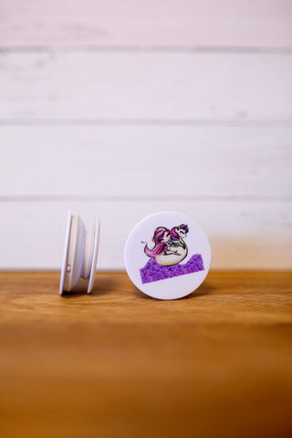 Unicorn Floaty PopSocket