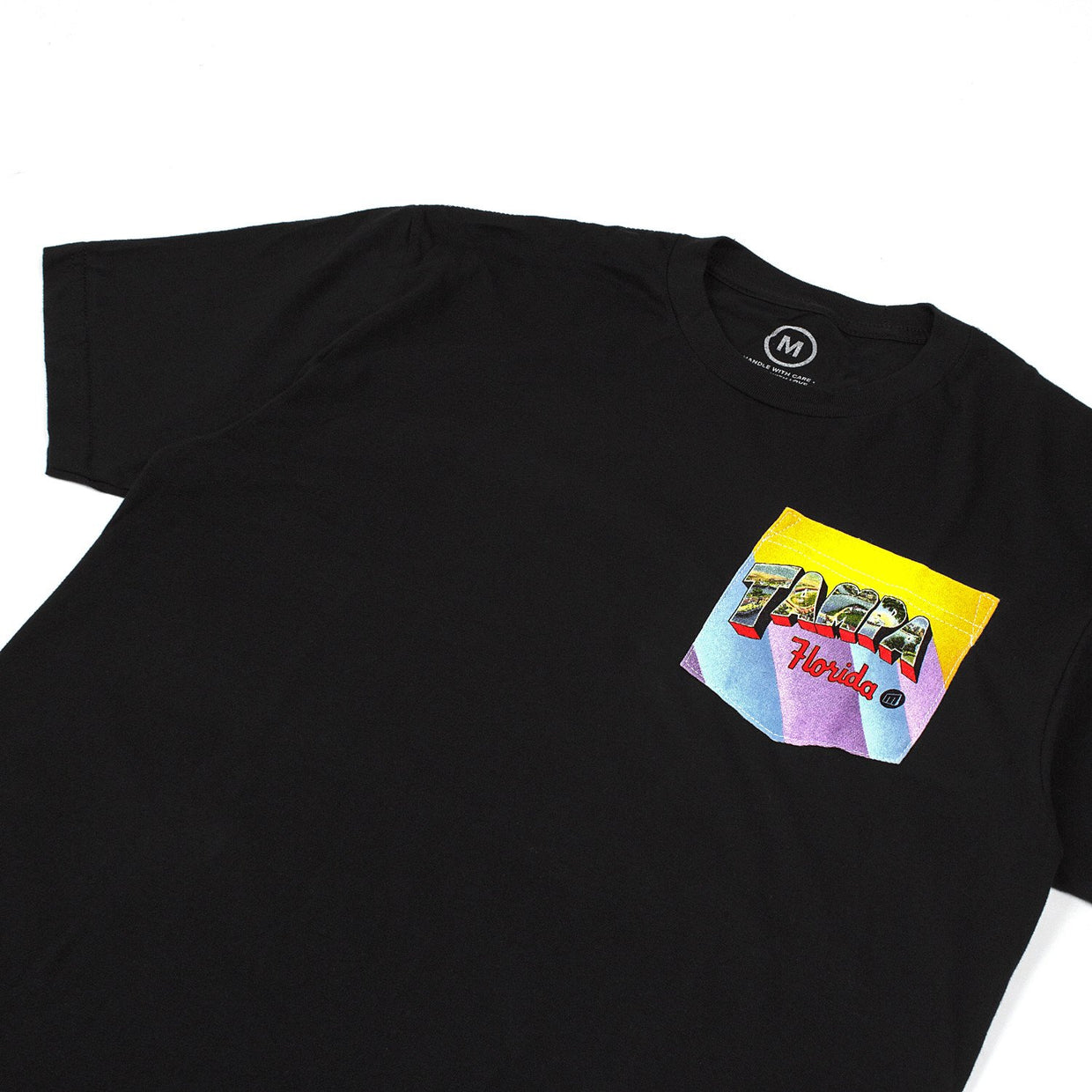 'Tampa Pocket' T-Shirt