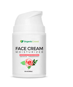 Face Cream Moisturiser for Face & Neck