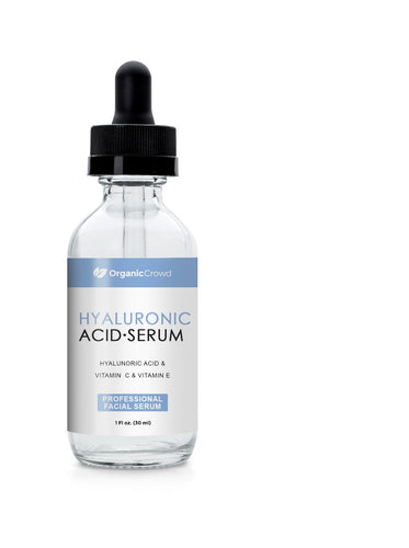 Hyaluronic Acid Serum for Face & Neck