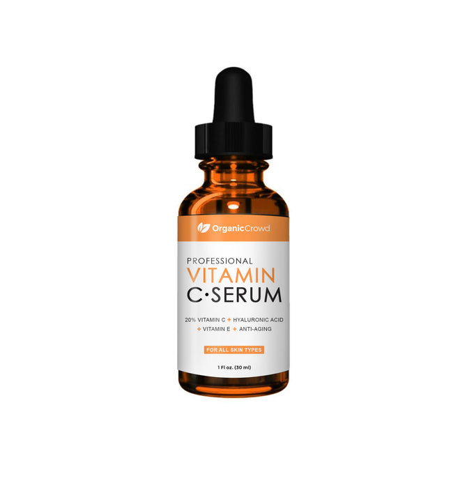20% Vitamin C serum Moisturiser for Face & Neck