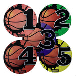 Murray Sporting Goods Basketball Training Shot Markers