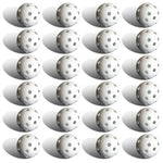 Murray Sporting Goods Practice Golf Wiffle Balls - 24 Pack