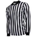 Murray Sporting Goods Men's Football Long Sleeve Collared Referee Shirt - Side
