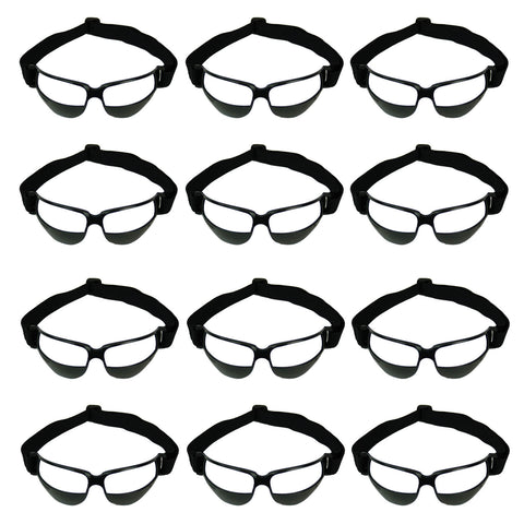Murray Sporting Goods Basketball Training Dribble Goggles - 12 Pack