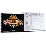 Murray Sporting Goods Basketball Scorebook - Side by Side