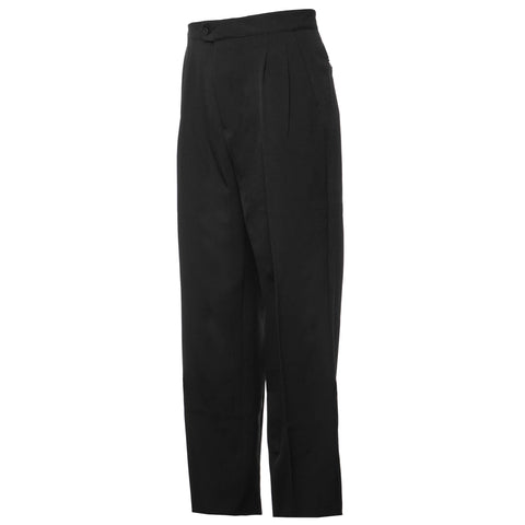 Murray Sporting Goods Pleated Referee Pants - Basketball, Football, Volleyball, Hockey or Wrestling - Side