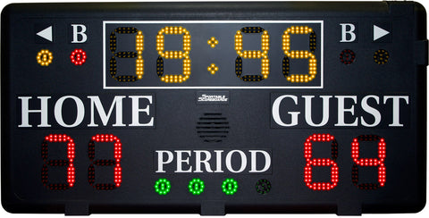 Basketball LED Scoreboard - Model 2207 | Murray Sporting Goods