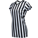 Murray Sporting Goods Women's V-Neck Referee Shirt - Side