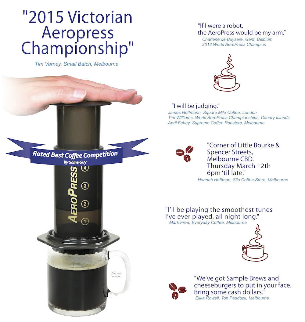 AEROBIE Aeropress Coffee Maker | Testimonials