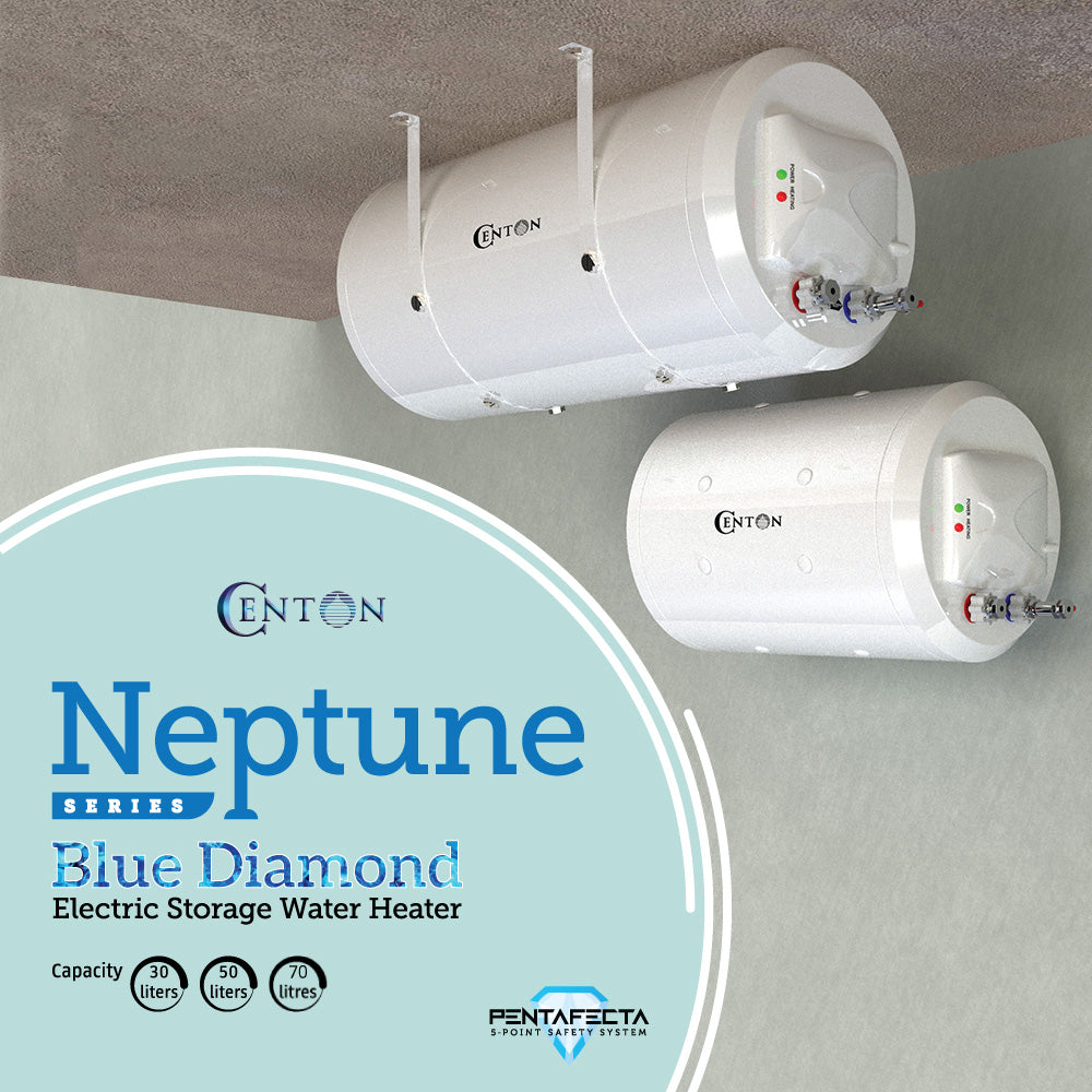 CENTON Neptune Series | Above Ceiling Storage Water Heater