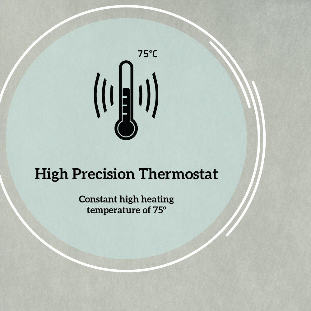 CENTON Neptune Series | Above Ceiling Storage Water Heater | High Precision Thermostat