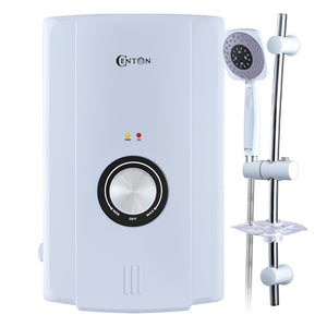 Centon Serene Series Highlands Edition Instant Water Heater + Handset
