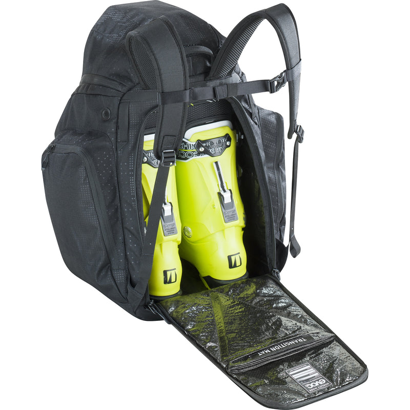 Bolso Evoc Boot/Helmet Backpack Multicolor