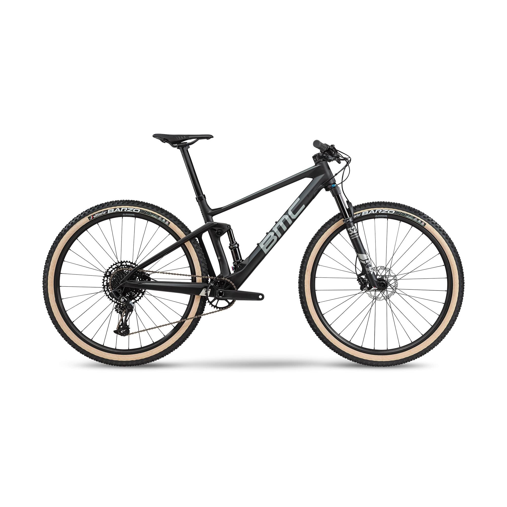 Bicicleta BMC Fourstroke 01 Three L
