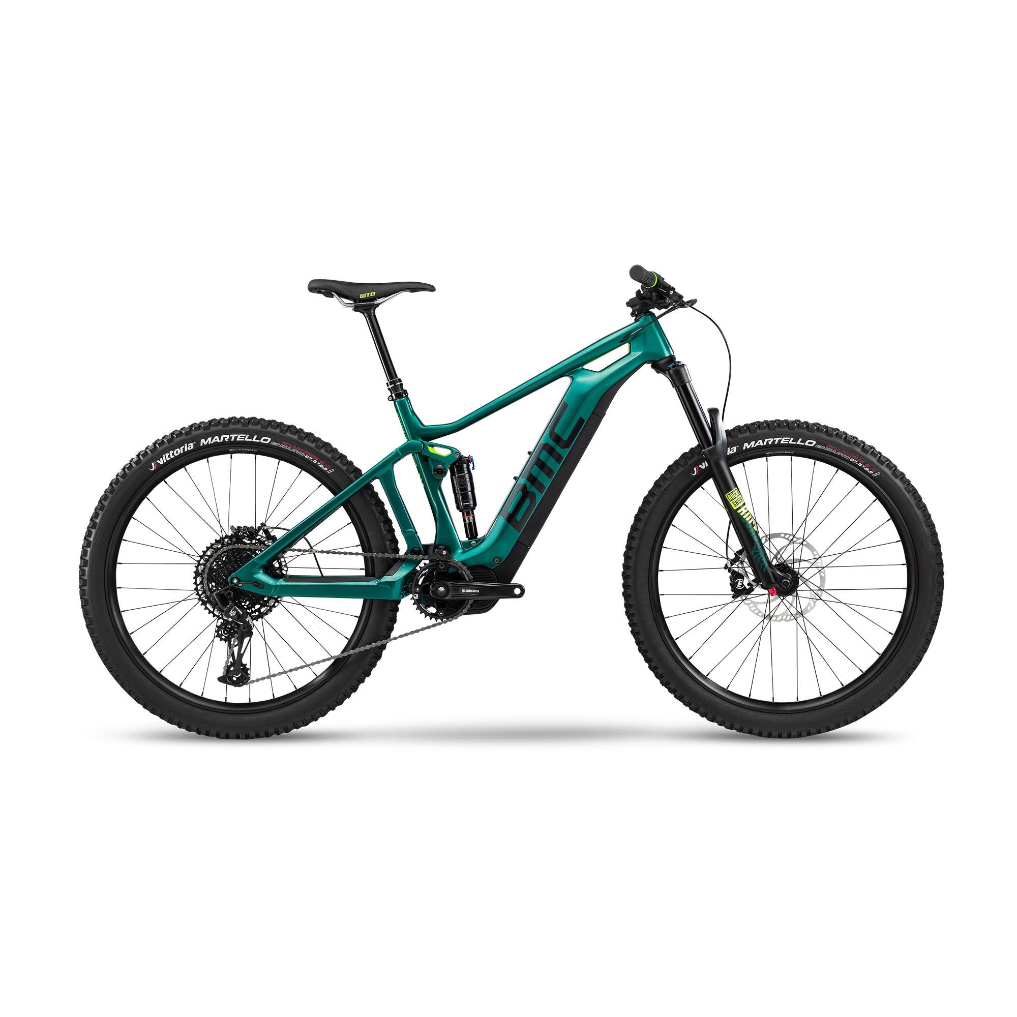 Bicicleta BMC Trailfox AMP One M