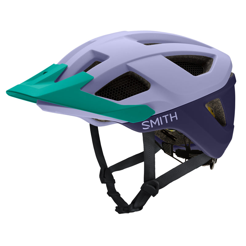 Casco Smith Session Mt Iris-Indigo Mips M