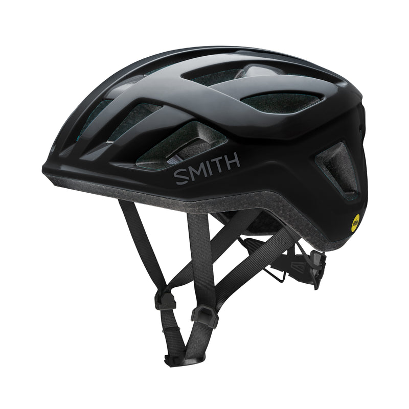 Casco Smith Signal Mips Negro L