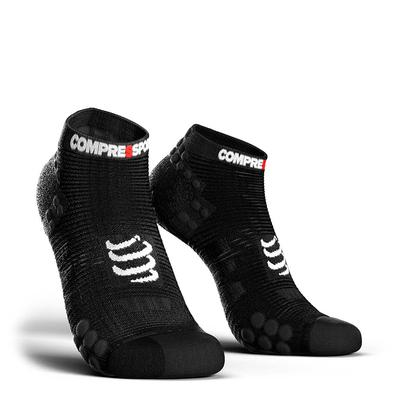 Calcetines Pro Racing Socks RUN Low Smart V3 Negro - Aqua Zone